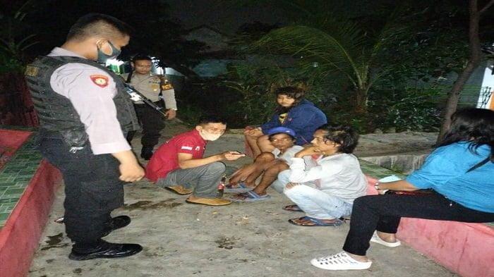 4 pemuda pesta miras di brebes diamankan polisi