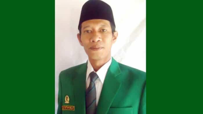 Aji Setiawan Sekretaris DPC PPP Purbalingga