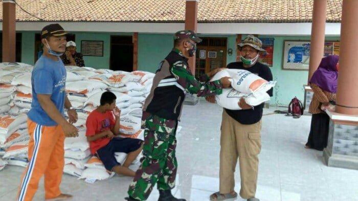 Bantuan BSB di Bantarsari Cilacap