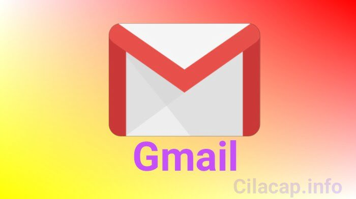 Ilustrasi Email Google