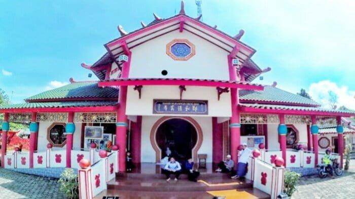 Masjid Muhammad Ceng Ho Purbalingga