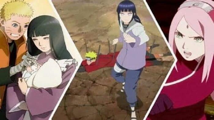 Naruto Hinata dan Sakura