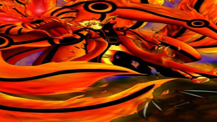 Naruto Kyuubi Rubah Ekor 9