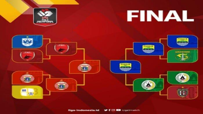 Persija vs Persib Piala Menpora