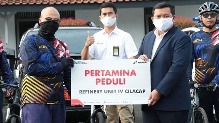 Pertamina RU 4 Cilacap PARTISIPASI HARI ARMADA 2020