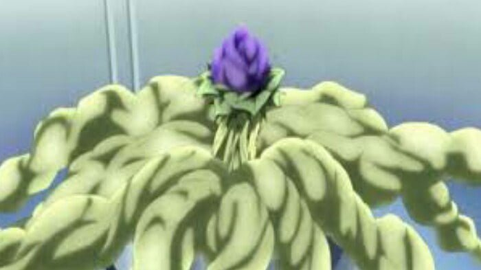 Pohon Shinju Kembali Tumbuh dari Tunas yang Didapat Victor