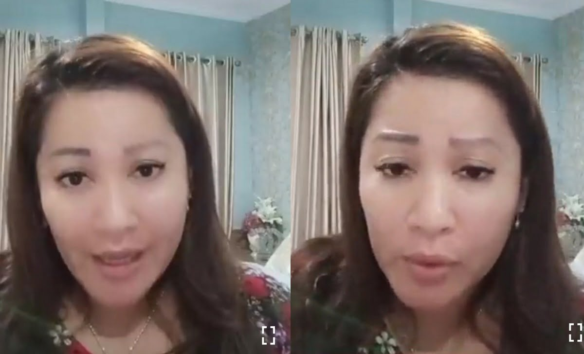 Politisi PDIP Dewi Tanjung