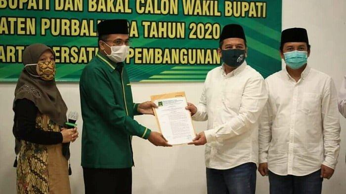 SK PPP Purbalingga Diserah Terimakan