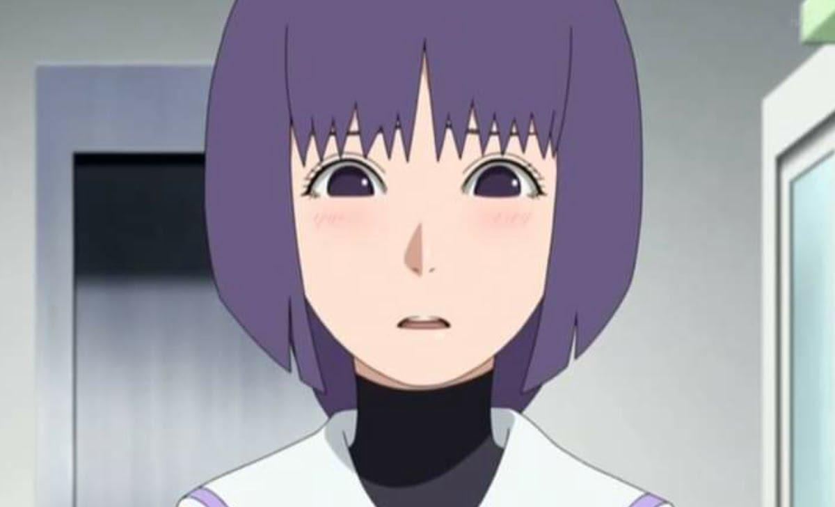 Sumire Memerah dan Memikirkan Boruto dalam Anime Episode 219