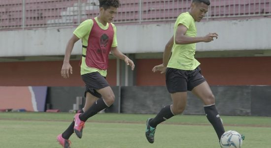The National Team Player Age 16 is currently undergoing TC