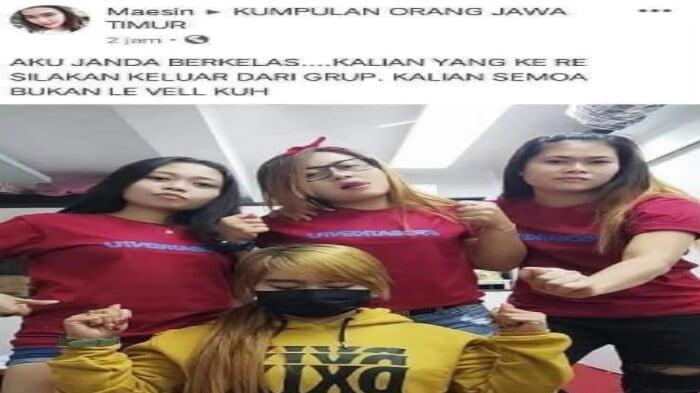 Viral Janda Ejek Pria Jawa Timur Jelek