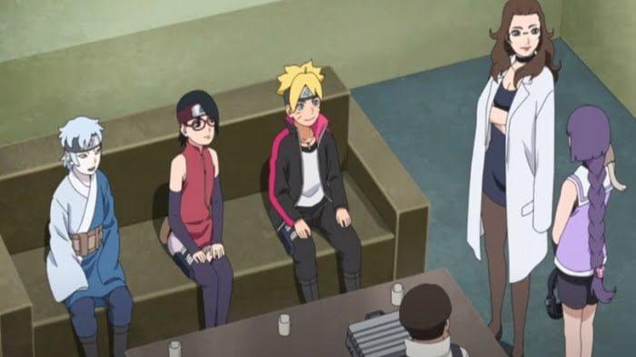 cuplikan anime Boruto episode 183