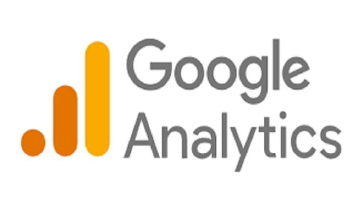 ilustrasi google analytics logo