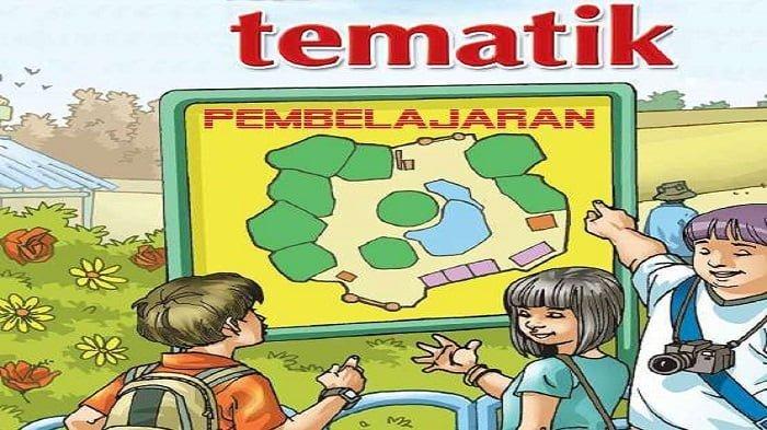 ilustrasi pembelajaran tematik