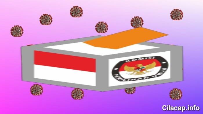 ilustrasi pemilkada ditengah corona