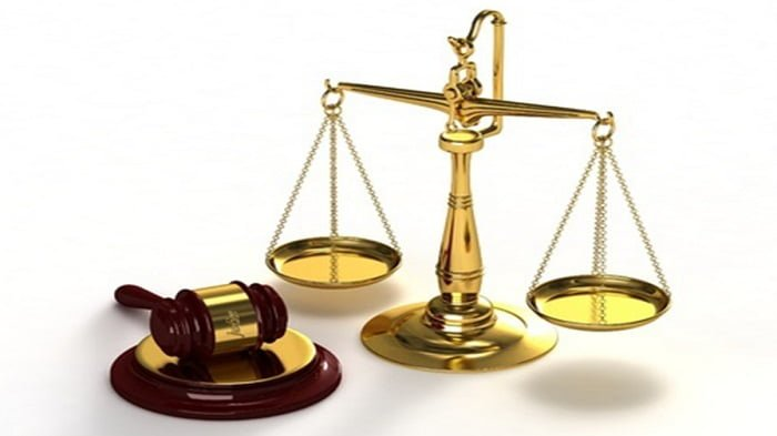 ilustrasu hukum dan keadilan