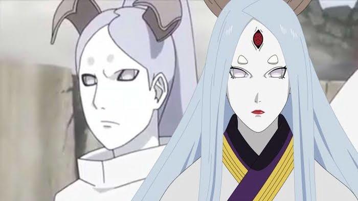 kaguya dan momoshiki otsutsuki