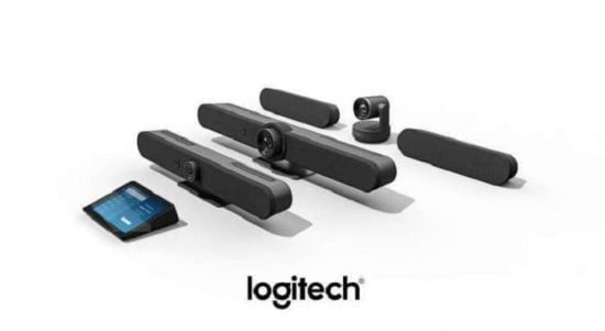 produk Rally Bar Logitech